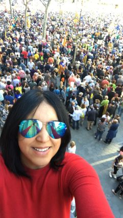 Rosy Palombo: Madre y periodista full-time